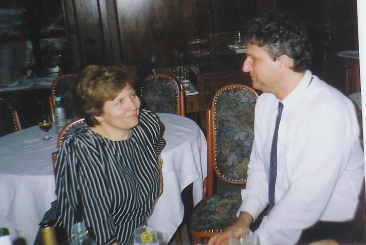 Klári és Gábor